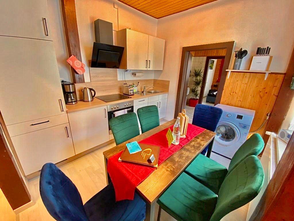 Küchen mit Sitzecke