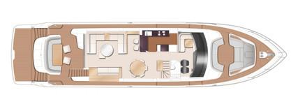 PRINCESS Y85 - BRAND NEW 2021