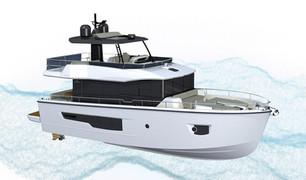 CRANCHI T55 - BRAND NEW 2021