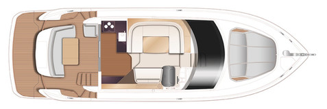PRINCESS F45 - BRAND NEW 2020