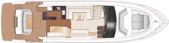 PRINCESS F70 - BRAND NEW 2020