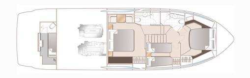 PRINCESS F55 - BRAND NEW 2021