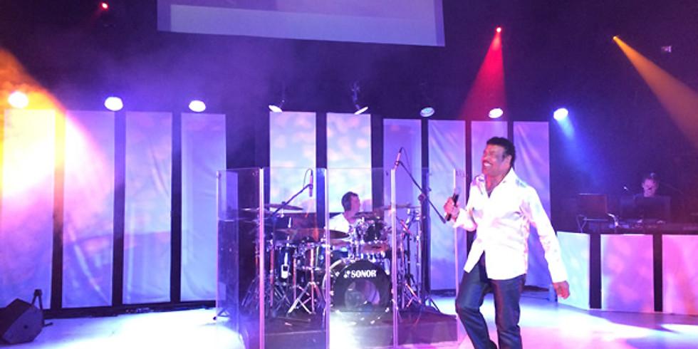 Hamilton Browne - Tribute to Lionel Richie/ Motown.