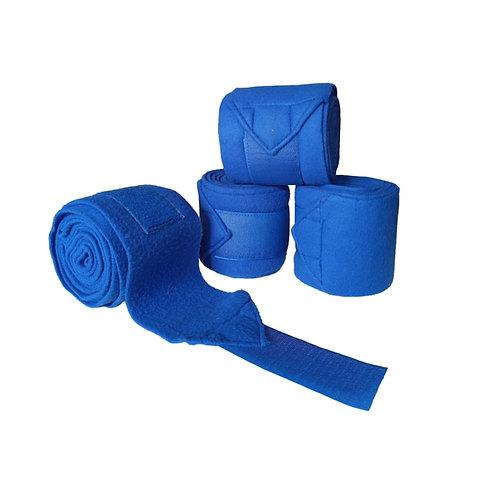Vendas de polar color azul