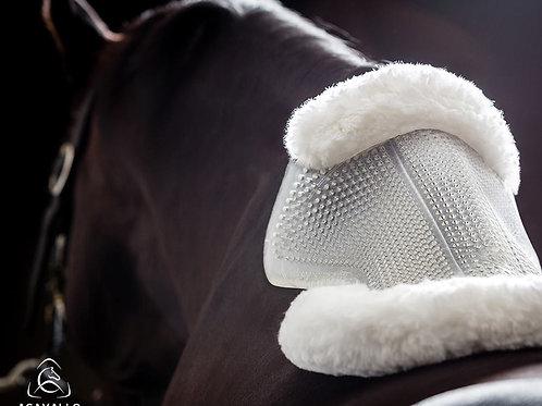 Th. Gel Pad Cut Out Sheepskin Just Gel – AC168
