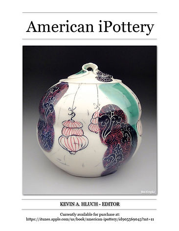 American iPottery, an e book by Kevin A Hluch-Editor.