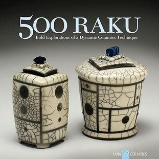 500 Raku, A Lark Book.