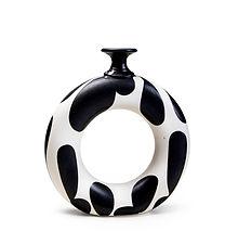 Sam Scott Doughnut Vase