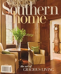 Southern Home. 11-2016, cover.
