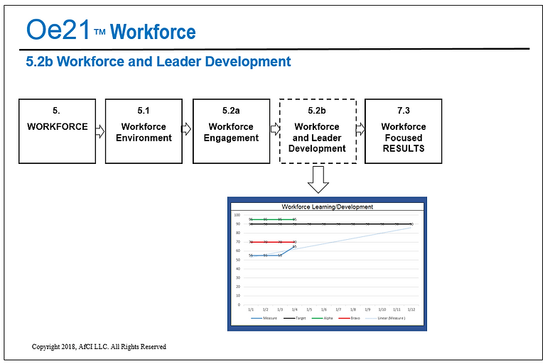 5.2b Workforce Development and Learning.