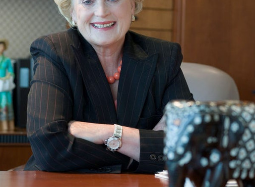 Christel DeHaan, Indianapolis businesswoman, philanthropist and education advocate, has died
