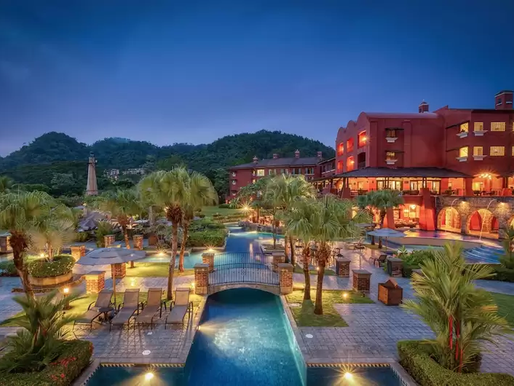 MARRIOTT VACATION CLUB ANNOUNCES PROPOSED NEW RESORT IN COSTA RICA