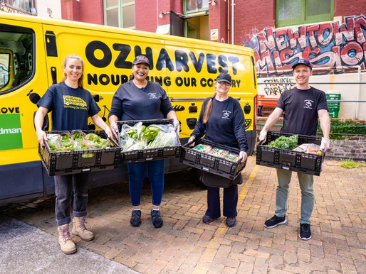 Wyndham Destinations donates 20,000 meals to help OzHarvest feed hungry Australians