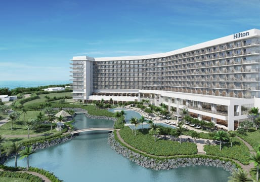Hilton Grand Vacations Announces Official Name for Upcoming Okinawa Resort