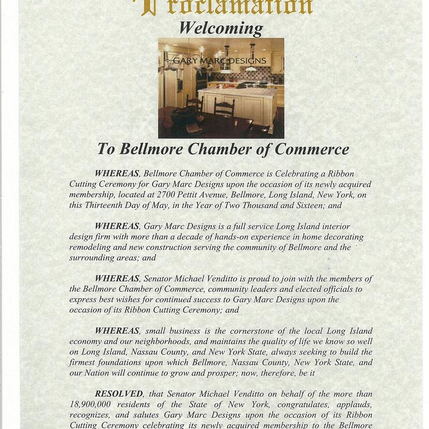 NY State Citation