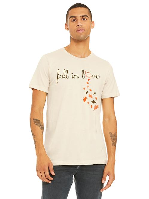 Fall in Love Unisex Tee