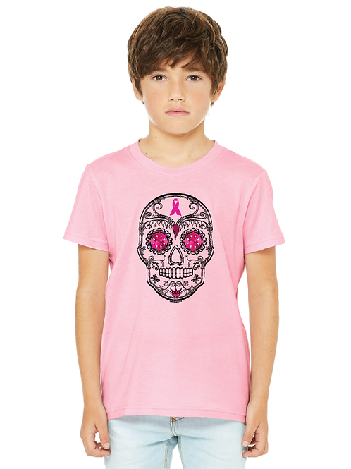 Breast Cancer Youth Tee