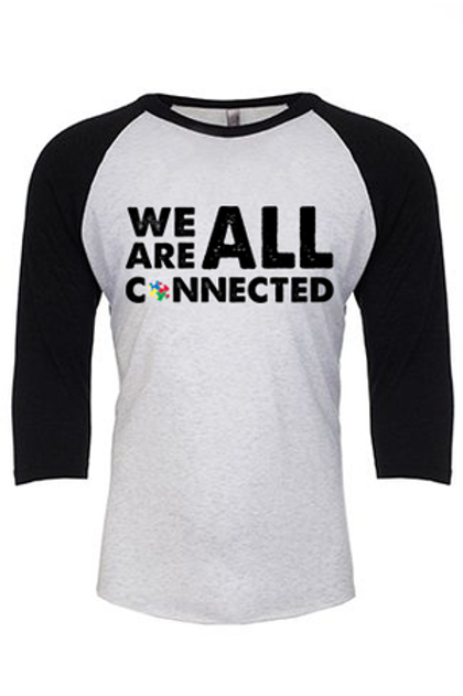 """Unisex, """"We Are All Connected"""" Jersey"""