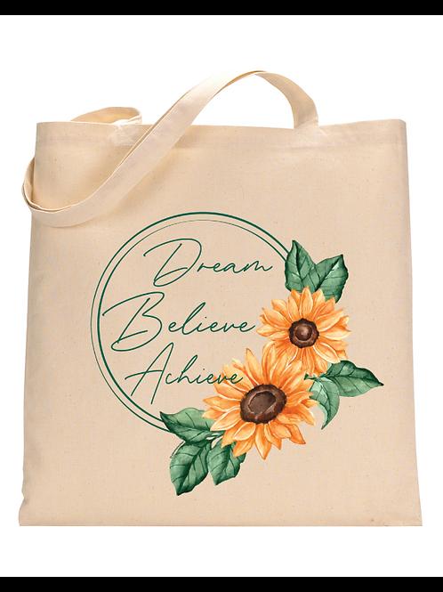 Dream Sunflower Tote Bag