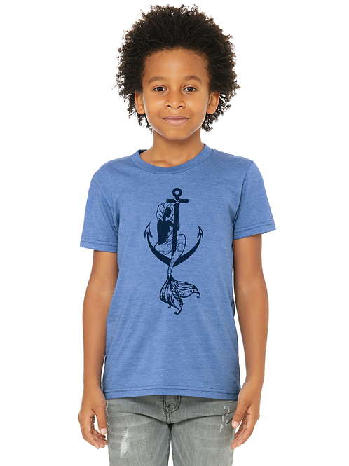 Mermaid Youth Tee