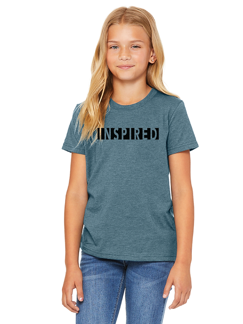 Be Inspired Youth Tee
