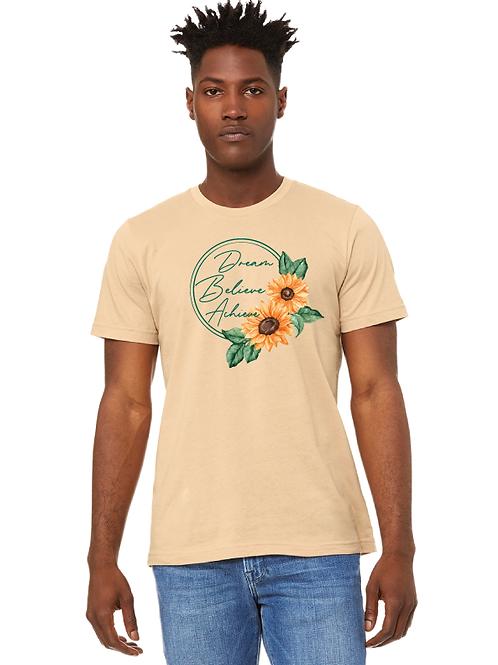 Dream Sunflower Unisex Tee