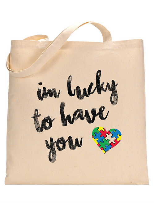 I'm Lucky Tote Bag
