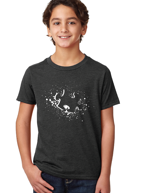 Puzzle Splash Youth Unisex Tee