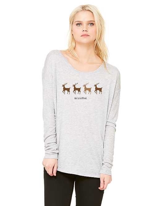 Rudolph, Dare To Be Different Women L/S