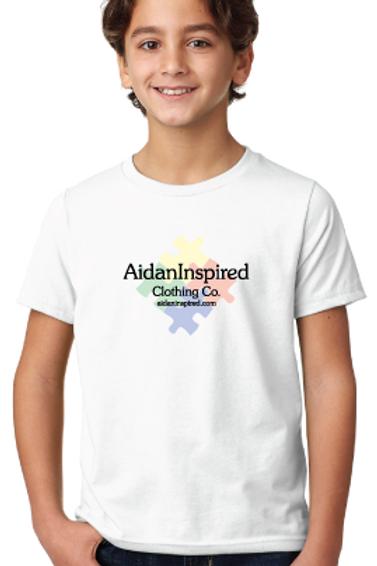 Youth Aidan Inspired Tee