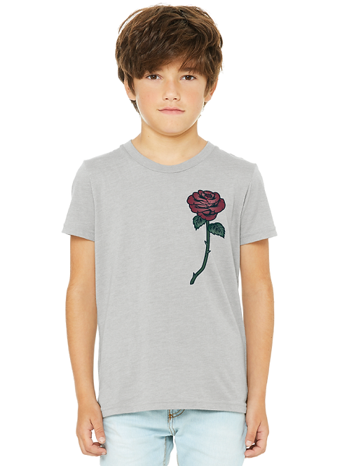 Rose Youth Tee
