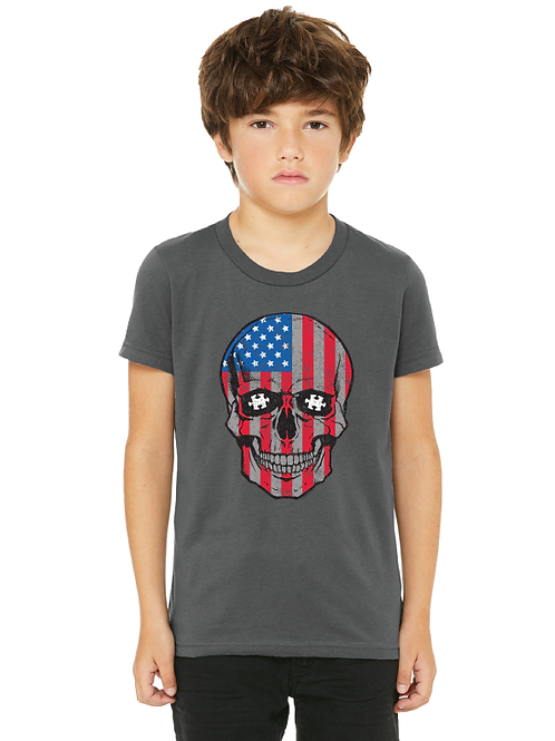 Patriotic Youth Tee
