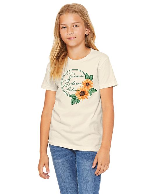 Dream Sunflower YouthTee