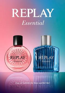 replay parfum