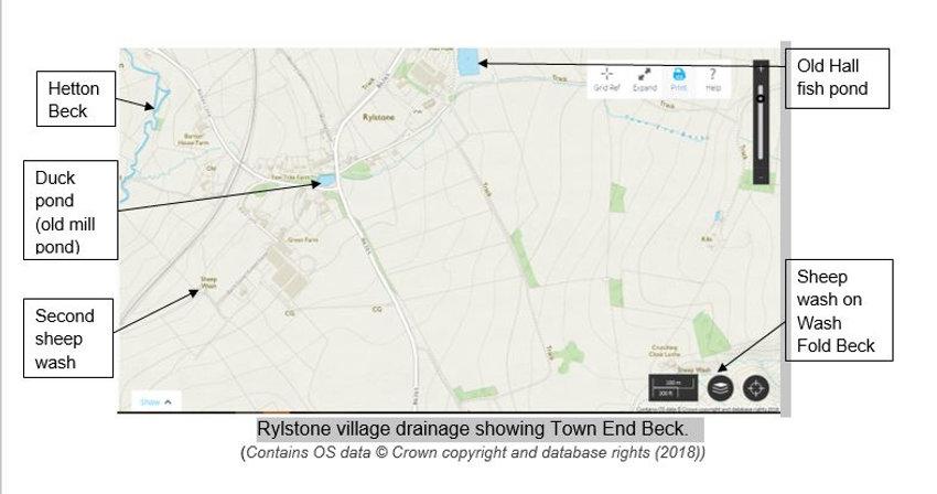 Rylstone village drainage.JPG