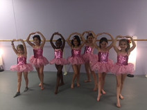 5-7 year old trio class