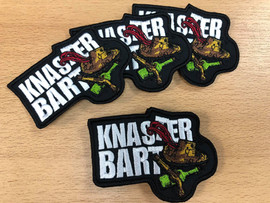 Knasterbart Patches
