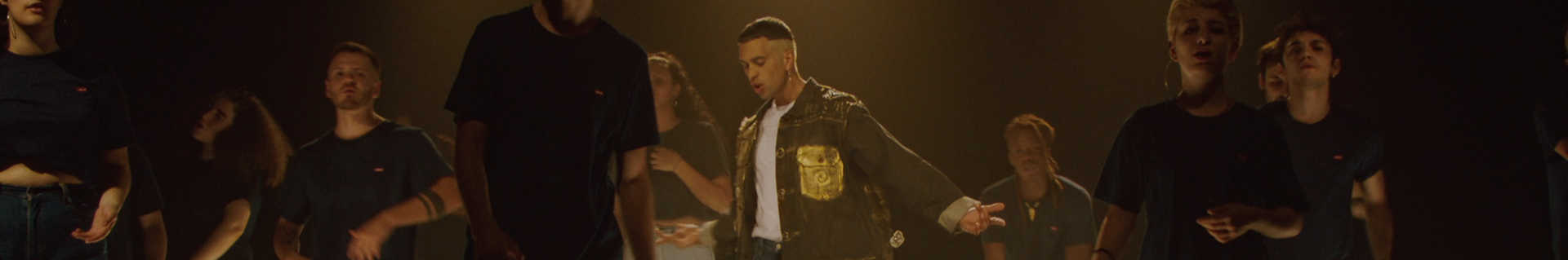 LEVI'S MUSIC PROJECT x MAHMOOD // BACK TO US