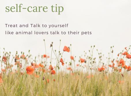 self-care tip
