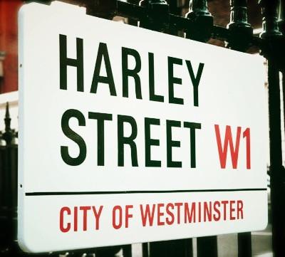 Harley street psychologist