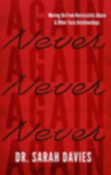 Never Again   Narcissistic Abuse   Book