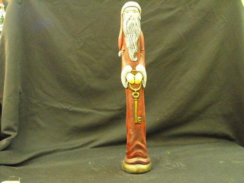 Tall Santa w/key