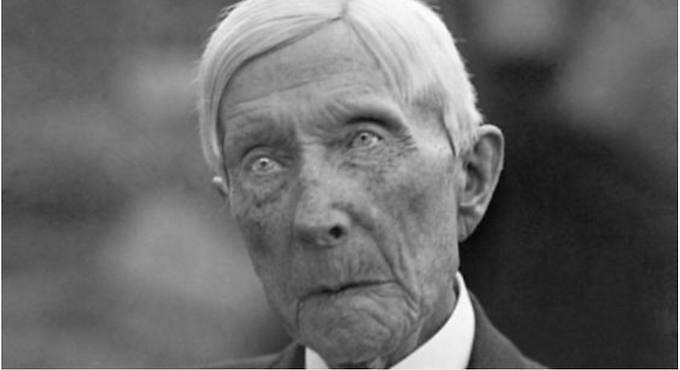 How Psychopath John Rockefeller Wiped-Out Natural Cures To Create Big Pharma
