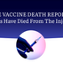 THE VACCINE DEATH REPORT – Millions Have Died From The Injections
