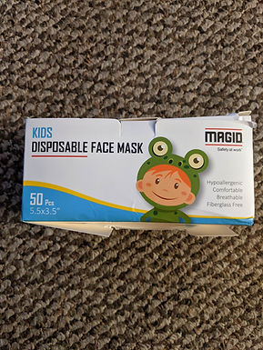 Kids Face Masks Cause Cancer — It Even Says So on the Box