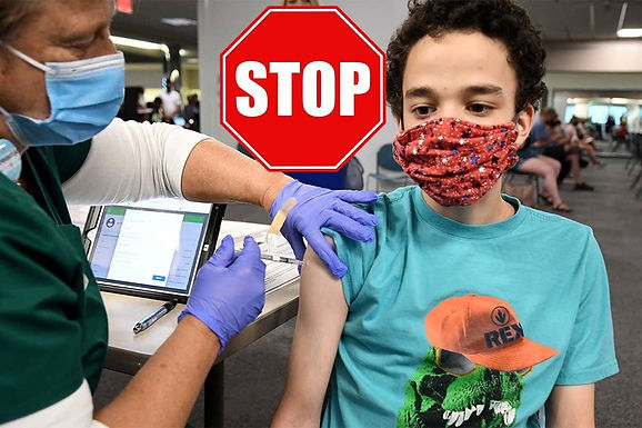 WHO Issues Critical Guidance Urging Children and Adolescents to Stop Getting Vaccinated Against Covi