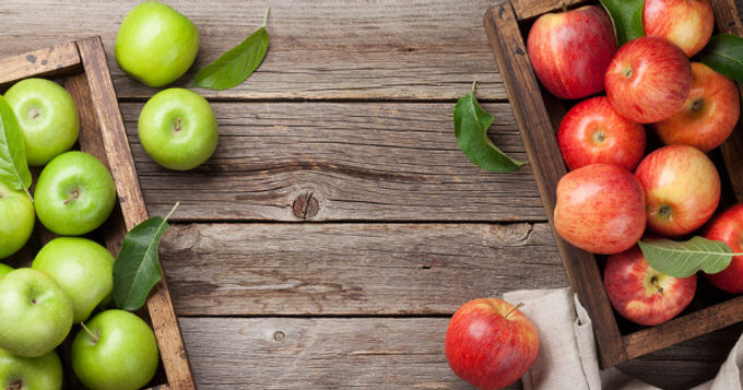 Why You Should Eat Two Apples a Day