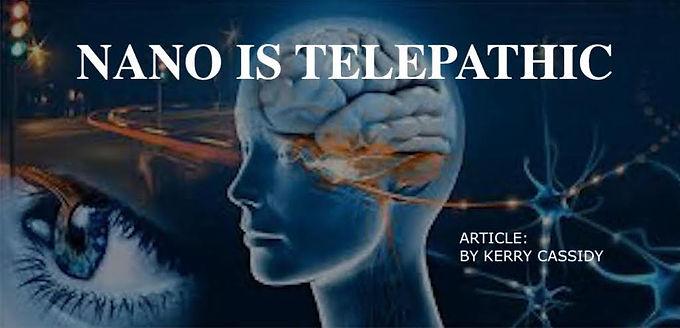 NANO IS TELEPATHIC