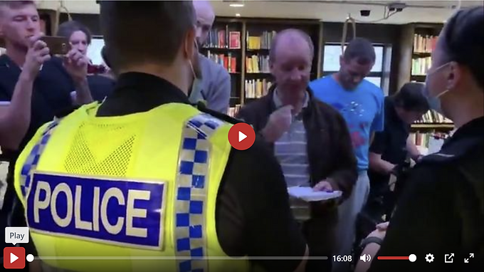 BRITISH PEOPLE TAKE OVER 1ST PUBLIC OFFICE BUILDING USING COMMON LAW, AND SO IT BEGINS IN THE UK!
