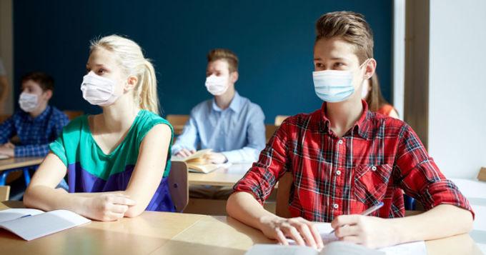 21 'Pathogenic Bacteria' Detected on Kids' Face Masks
